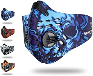Insolous Sport Dust Mask Cycling Running Outdoor Face Mask Starter Training Mask | Anti Smoke, Exhaust Gas, Dust, Ski and Other Outdoor Activities