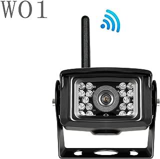 ZEROXCLUB Single Camera for W01 WX02 WX04