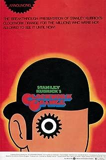 A Clockwork Orange Movie Poster Masterprint (11 x 17)