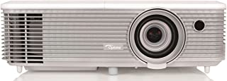 Optoma X345 Video - Proyector (3200 lúmenes ANSI, DLP, XGA (1024x768), 22000:1, 4:3, 777,2 - 7647,9 mm (30.6 - 301.1