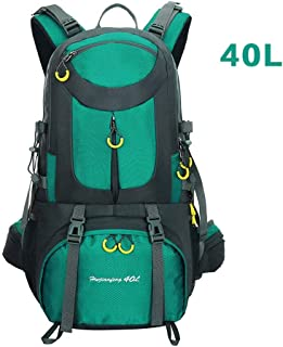 YSY-CY Outdoor Sports Backpack, Multi-function Wear-resistant Large-capacity Riding Bag Mountaineering Bag Camping Bag, Casual Wild Student Bag Unisex(40L) Suitable for travel/outdoor/mountain cli