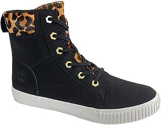 حذاء رياضي حريمي Skyla Bay 6 بوصات من الجلد من Timberland