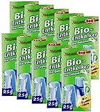 OROFIX Confezione Economica da 250g di Bio-descaler Macchine da caffè e bollitori - con Acido citrico (10 x 25g)