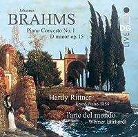 Piano Concerto 1 Op 15 by HARDY / L'arte DEL MONDO RITTNER (2011-09-13)