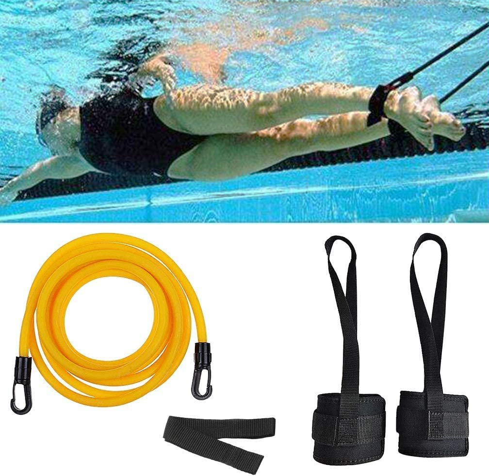 nonbrand Swim discount Training Financial sales sale Leash Swimmi Stationary Strap Ankle