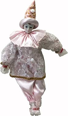"""PMJC French Style Doll, 14"""" by 8"""" by 2"""""""