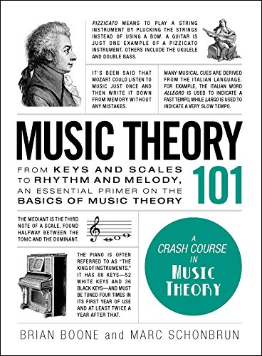 10. Music Theory 101: From keys and scales to rhythm and melody, an essential primer on the basics of music theory
