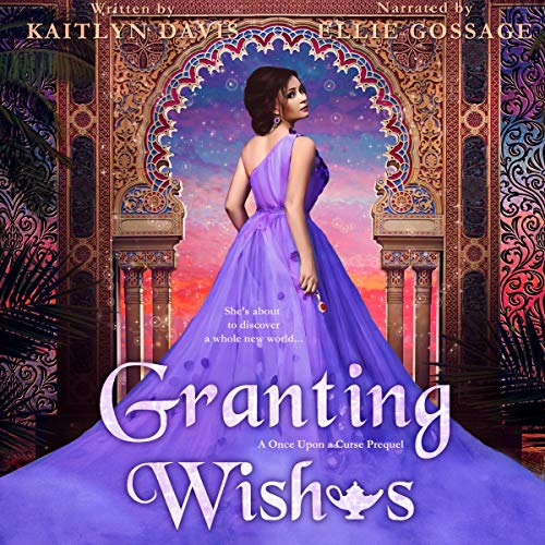 Granting Wishes audiobook cover art