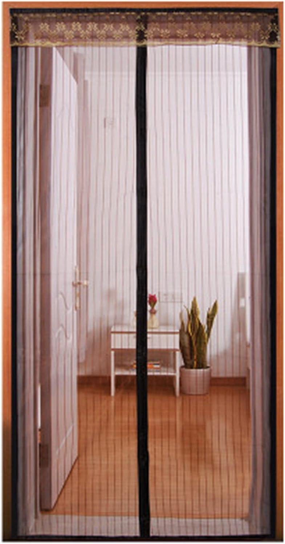 GGXX Screen Door 100 Brand Cheap Sale Venue X 210 cm Nashville-Davidson Mall Balcony Liv for Patio Mesh Curtain