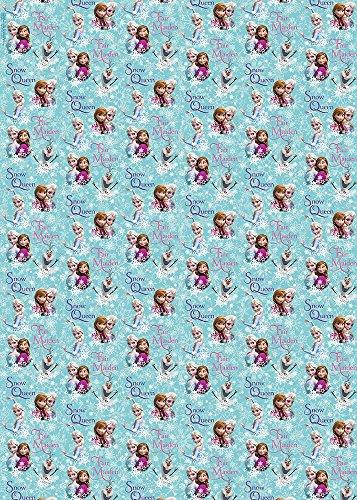 Disney Frozen 70 x 400 cm, Rolle Geschenkpapier