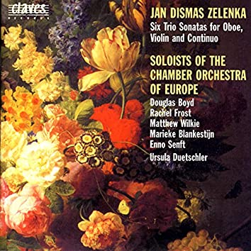 Zelenka: Six Trio Sonatas Z 181