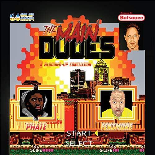 The Main Dudes feat. Asphate Woodhavet, Fenimore & Batsauce