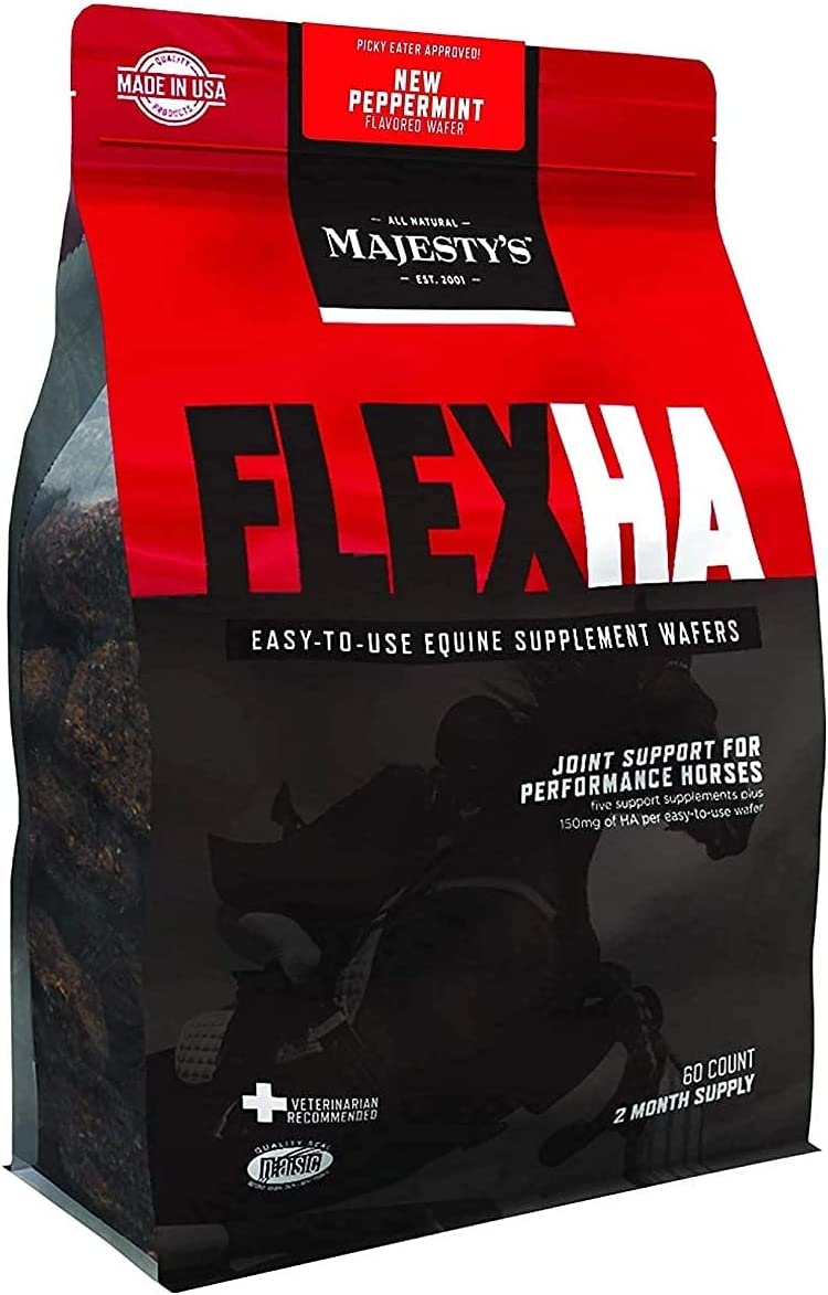 Majesty's San Jose Mall Flex HA Wafers - Performance Colorado Springs Mall Superior Horse Equine Joi