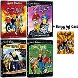 jonnys golden quest - Jonny Quest: Complete Hanna Barbera Original & Sequel Series - 39 Episodes + 2 Movies (Golden Quest / Cyber Insects) + Bonus Art Card
