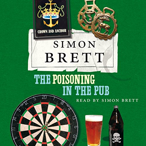 The Poisoning in the Pub audiobook cover art