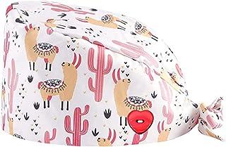 visiera parasole a tesa lunga con fascia tergisudore Cooraby Visiera parasole regolabile per ragazze e donne
