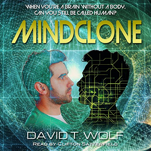 Mindclone audiobook cover art