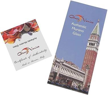 GlassOfVenice Murano Glass Millefiori Letter Opener