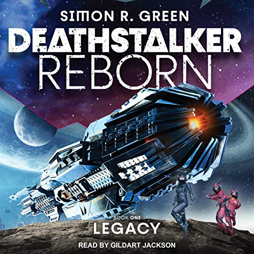 Deathstalker Legacy cover art