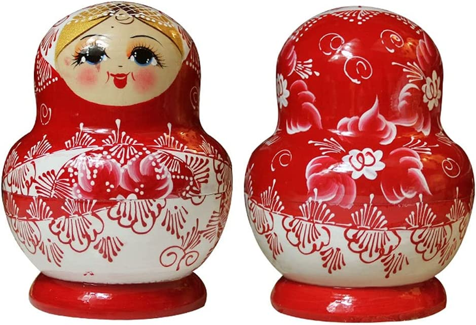 Outlet SALE LWSX OFFicial Nesting Dolls Russian 10-Pi Wooden Matryoshka