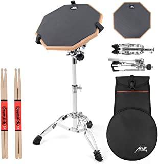 "Meinl Practice Pad 12/"" Übungspad Schlagzeug Gummi Drums Training Übung Zubehör"