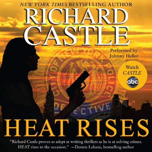 Heat Rises audiobook cover art
