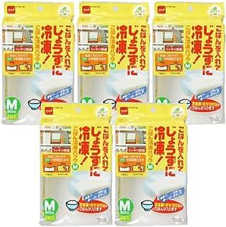 ごはん冷凍パックM 4枚入(お買い得5個セット)