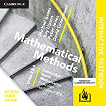 CSM VCE Mathematical Methods Units 3 and 4 Digital Bundle (Interactive Textbook and Hotmaths)