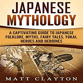 Japanese Mythology cover art