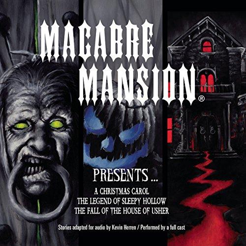 Macabre Mansion Presents copertina