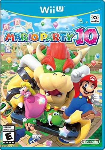 Best wiiu games - Mario Party 10