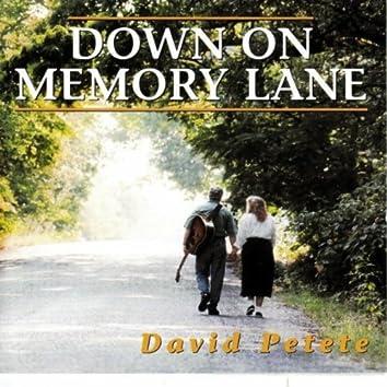 Down on Memory Lane