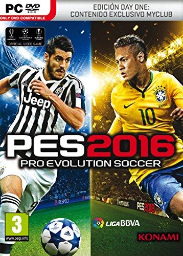 Konami Pro Evolution Soccer 2016 Day One Edition, PC Basic PC Inglese videogioco