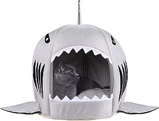 SKL Cat Dog Bed House Portable Indoor Pet House Dog Bed Cave Bed