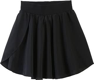 Girls' Dance Basic Classics Chiffon Wrap Skirt