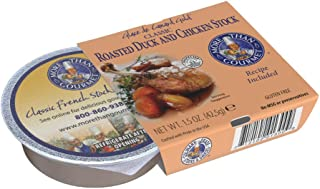 More Than Gourmet Glace De Canard Gold Roasted Duck Stock, 1.5-Ounce Packages (Pack of 6)