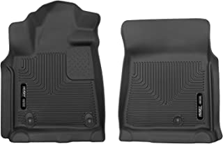 Husky Liners Fits 2007-11 Toyota Tundra CrewMax/Double Cab/Standard Cab X-act Contour Front Floor Mats