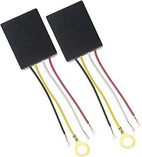 Be In Your Mind - Lámpara de escritorio (2 vías, 3 vías, control táctil, sensor de lámpara graduador, interruptor CA 110 V-240 V, 50 Hz)