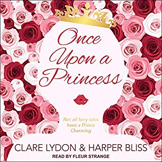 Couverture de Once Upon a Princess