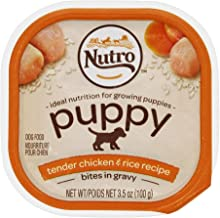 product image for Nutro - Wet Puppy Food Bites in Gravy Tender Chicken & Vegetable Recipe - 3.5 oz.