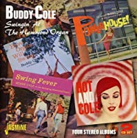 Swingin' At The Hammond Organ - Four Stereo Albums by Buddy Cole (2011-12-06)