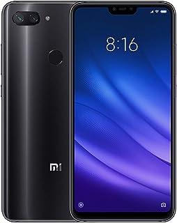 "Celular Xiaomi Mi 8 Lite 64GB 4GB RAM Tela 6.26"" 4G, Preto"