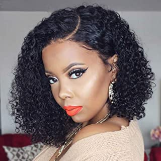 pre plucked bleached knots lace front wig