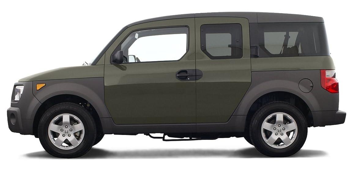 Amazon.com: 2005 Honda Element EX Reviews, Images, and Specs: Vehicles | 2005 Honda Element Trailer Wiring |  | Amazon.com