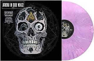 Atreyu - In Our Wake Exclusive Limited Edition Purple & White Swirl Vinyl LP Album