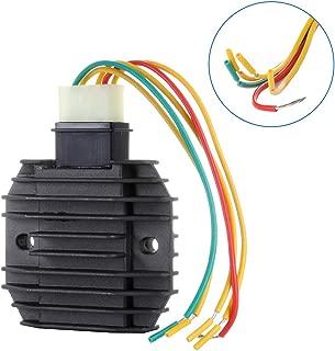 ECCPP Voltage Regulator Rectifier Fit for 2008-2013 Yamaha WR250R 1999-2001 Yamaha YZF R1 1999-2012 Yamaha YZF R6 RRV-A033 Rectifier Regulator