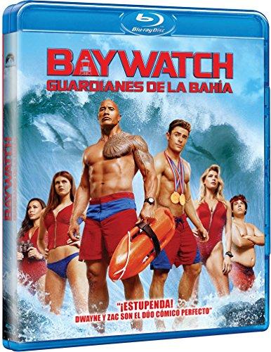 Baywatch/Guardianes de la Bahía [Blu-ray]
