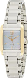 Citizen Eco-Drive Citizen L Women's Jewellery Watch - EW5554-82D