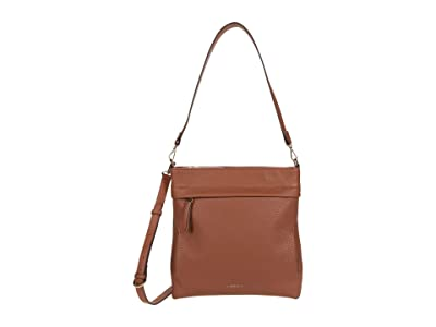 Fiorelli Erika Convertible Crossbody (Tan) Handbags