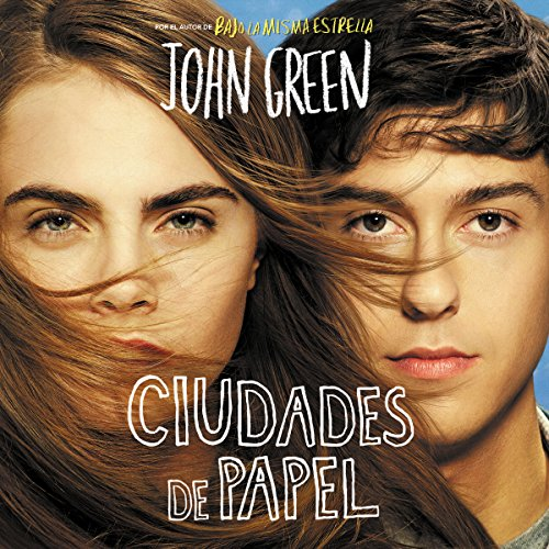 Ciudades de papel [Paper Towns] cover art